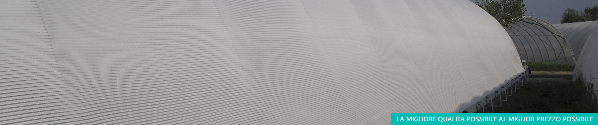 Vendita di schermi termici per ombreggio - Aduno srl