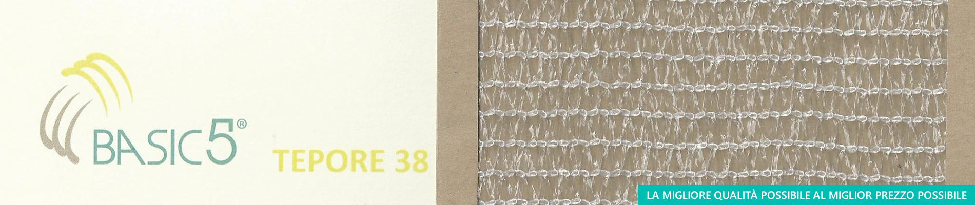 Rete Protezione BASIC5 Tepore