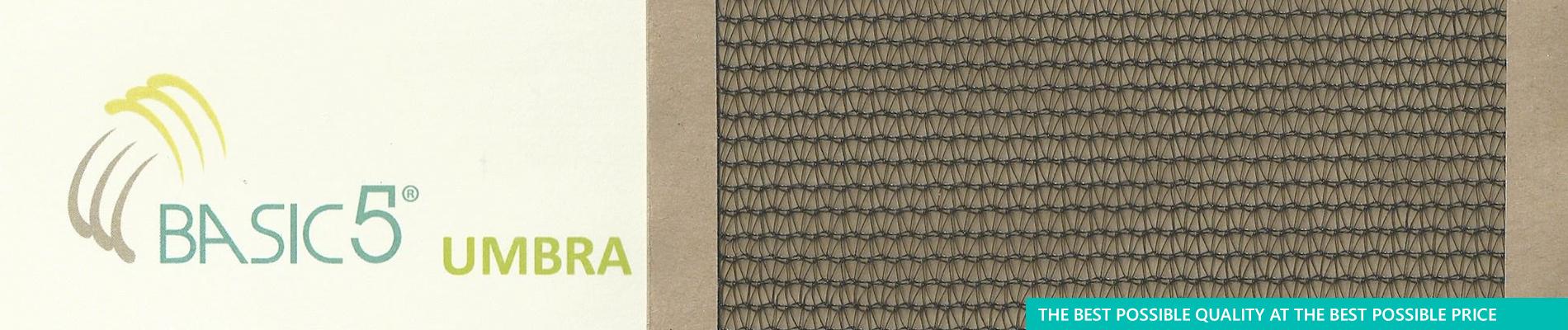 Produzione di reti tessute per ombreggio - Aduno srl