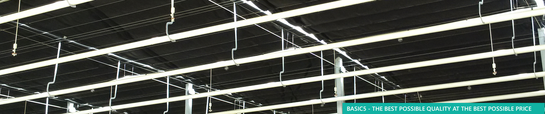Produzione di schermi termici per oscuramento - Aduno srl